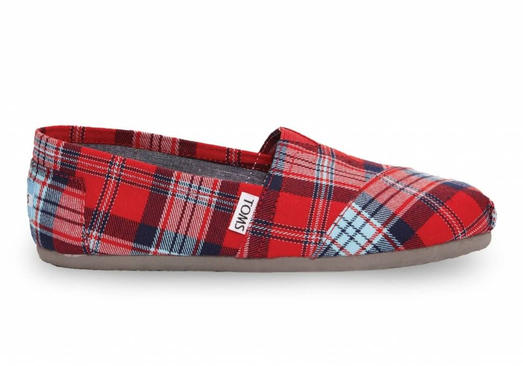 teen gift toms shoes